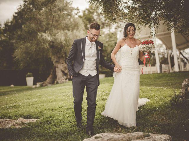 Il matrimonio di Claudio e Mariapia a Bari, Bari 17