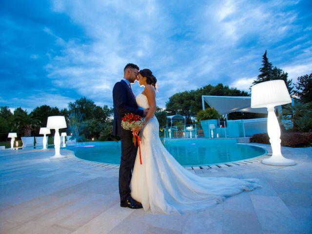 Il matrimonio di Claudio e Mariapia a Bari, Bari 21