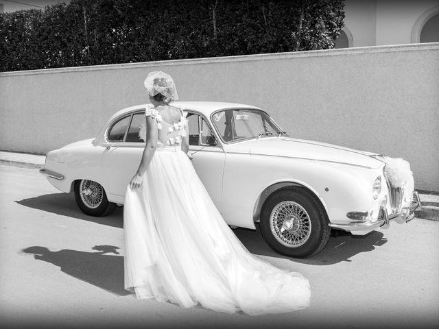 Il matrimonio di Davide e Emanuela a Lecce, Lecce 4