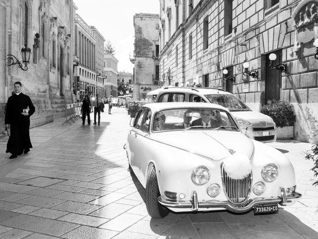 Il matrimonio di Davide e Emanuela a Lecce, Lecce 1