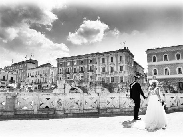 Il matrimonio di Davide e Emanuela a Lecce, Lecce 10