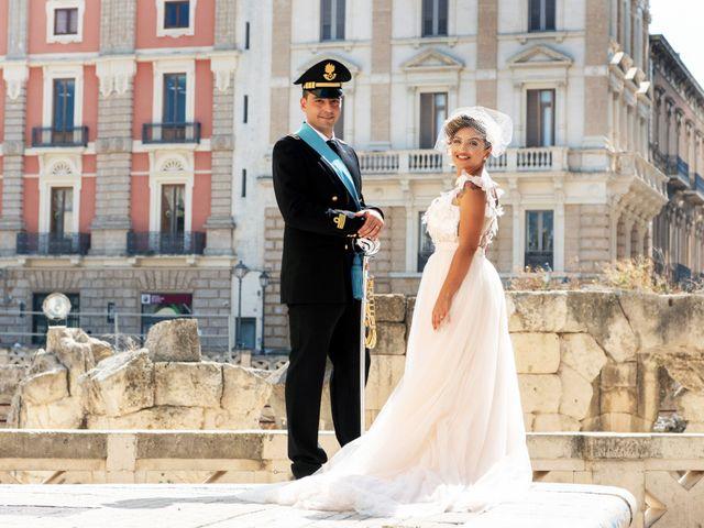 Il matrimonio di Davide e Emanuela a Lecce, Lecce 11