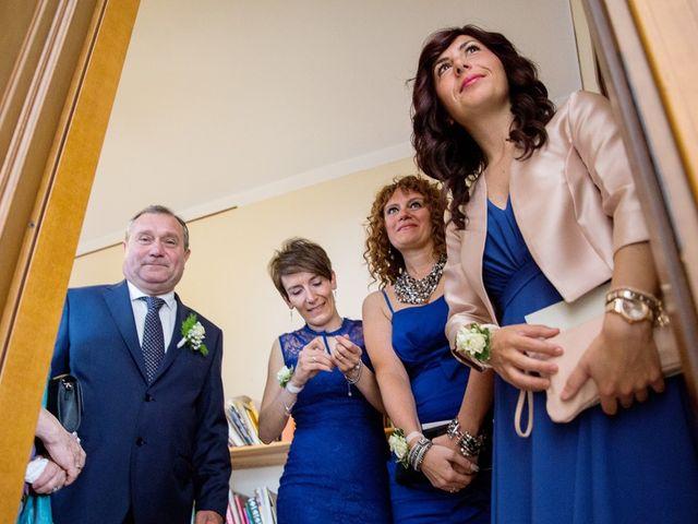 Il matrimonio di Andrea e Francesca a Pieve d'Olmi, Cremona 7