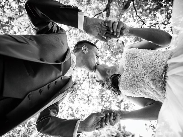 Il matrimonio di Andrea e Francesca a Pieve d'Olmi, Cremona 39