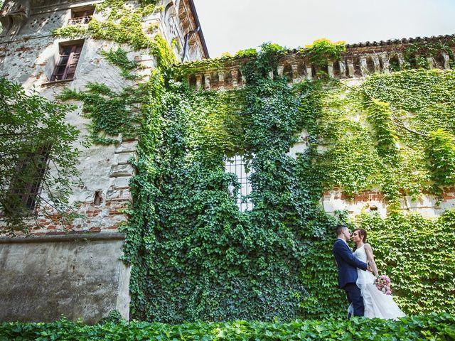 Il matrimonio di Andrea e Francesca a Pieve d'Olmi, Cremona 42
