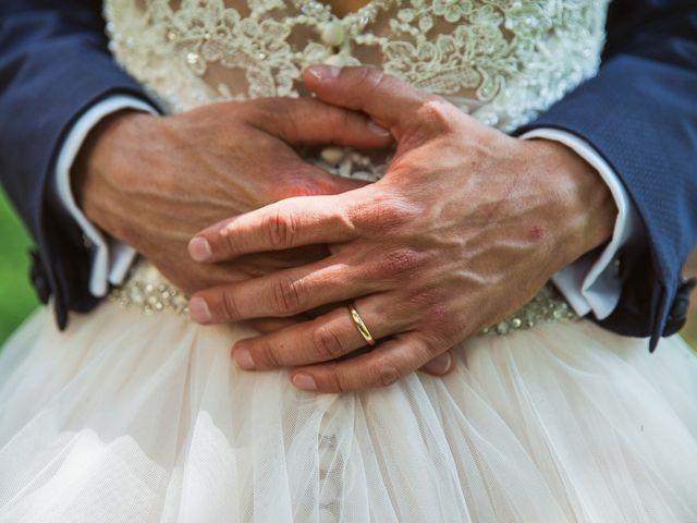 Il matrimonio di Andrea e Francesca a Pieve d'Olmi, Cremona 46