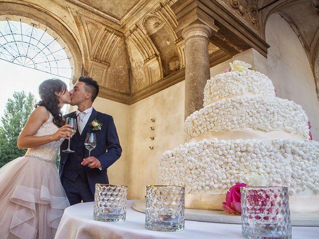 Il matrimonio di Andrea e Francesca a Pieve d'Olmi, Cremona 52