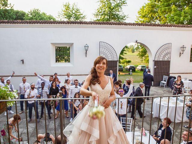 Il matrimonio di Andrea e Francesca a Pieve d'Olmi, Cremona 57