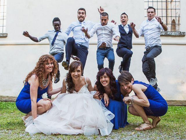 Il matrimonio di Andrea e Francesca a Pieve d'Olmi, Cremona 58