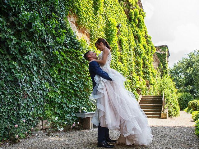 Il matrimonio di Andrea e Francesca a Pieve d'Olmi, Cremona 44