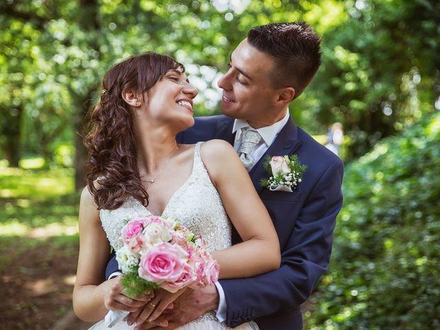 Il matrimonio di Andrea e Francesca a Pieve d'Olmi, Cremona 45