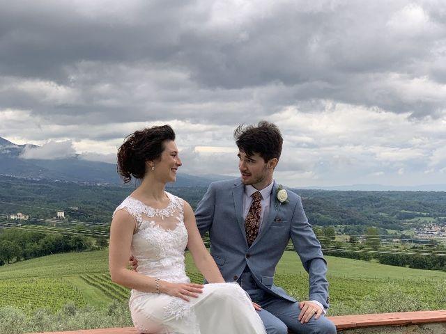 Il matrimonio di Shaun Alexander Minnear e Giulia Carbonari a Firenze, Firenze 4