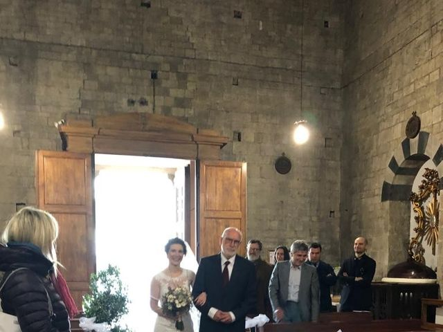 Il matrimonio di Shaun Alexander Minnear e Giulia Carbonari a Firenze, Firenze 9