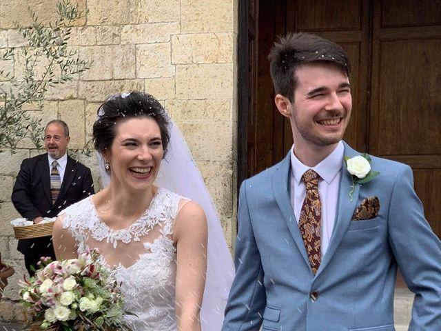 Il matrimonio di Shaun Alexander Minnear e Giulia Carbonari a Firenze, Firenze 10