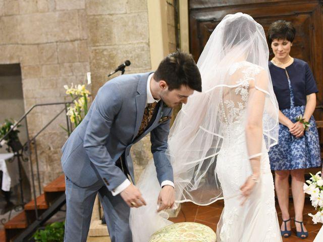 Il matrimonio di Shaun Alexander Minnear e Giulia Carbonari a Firenze, Firenze 21
