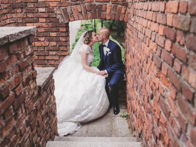 Il matrimonio di Paolo e Arianna a Trezzo sull'Adda, Milano 33