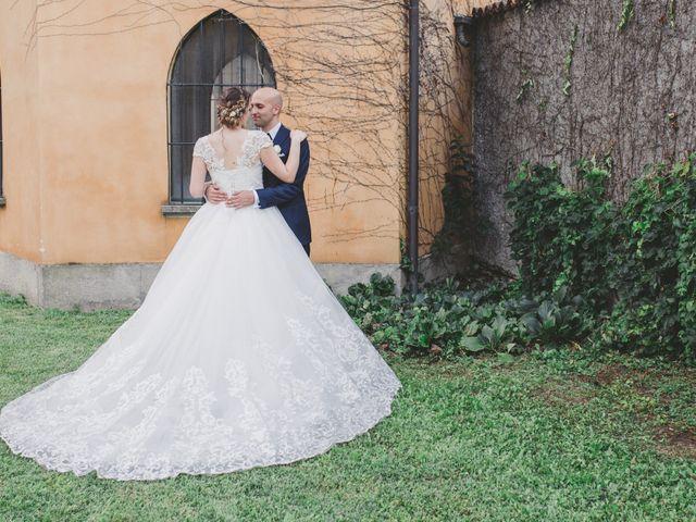 Il matrimonio di Paolo e Arianna a Trezzo sull'Adda, Milano 35