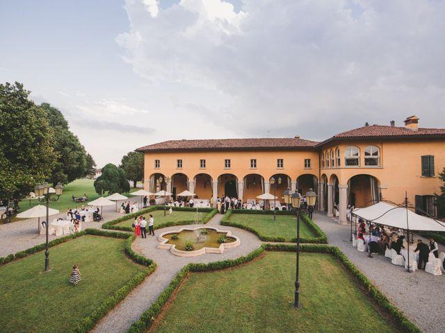 Il matrimonio di Paolo e Arianna a Trezzo sull'Adda, Milano 37