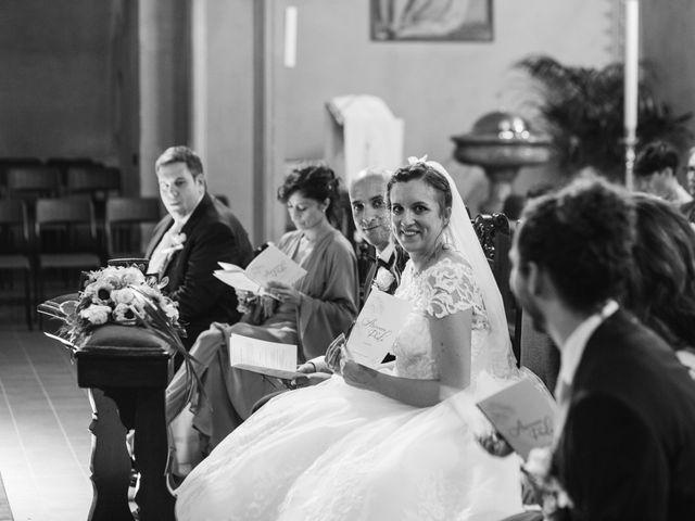 Il matrimonio di Paolo e Arianna a Trezzo sull'Adda, Milano 17