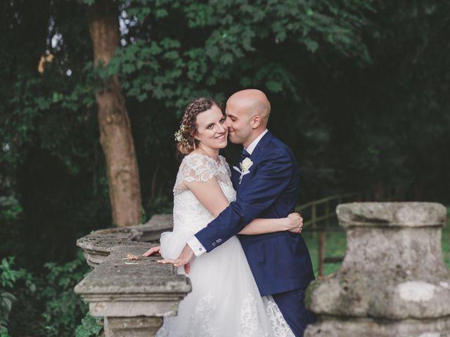 Il matrimonio di Paolo e Arianna a Trezzo sull'Adda, Milano 45