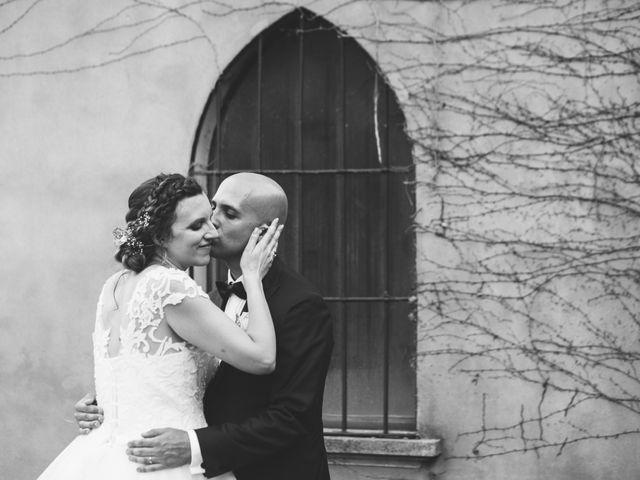 Il matrimonio di Paolo e Arianna a Trezzo sull'Adda, Milano 47