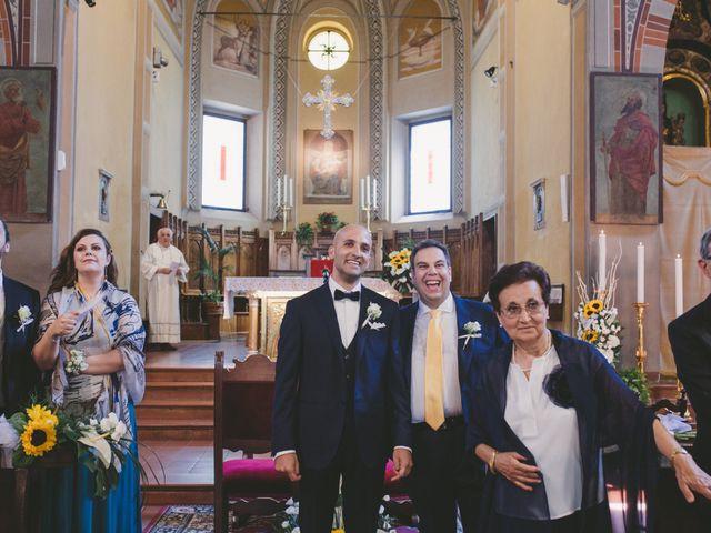 Il matrimonio di Paolo e Arianna a Trezzo sull'Adda, Milano 19