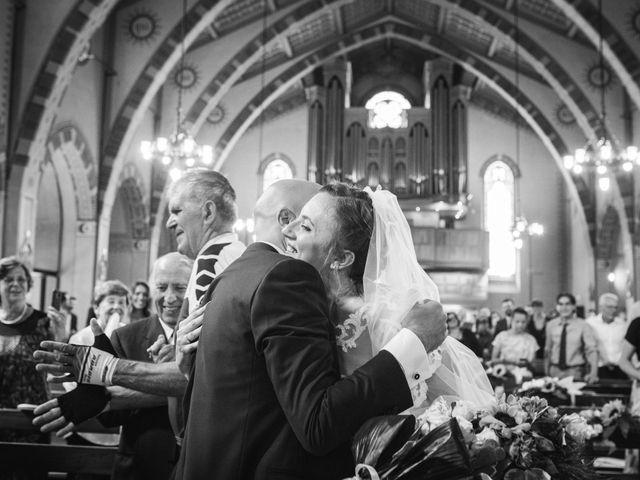 Il matrimonio di Paolo e Arianna a Trezzo sull'Adda, Milano 20