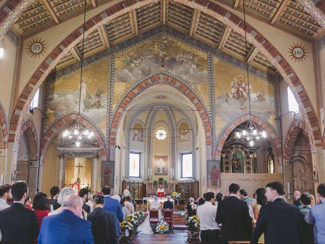 Il matrimonio di Paolo e Arianna a Trezzo sull'Adda, Milano 22
