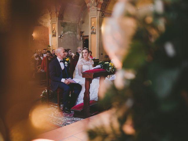 Il matrimonio di Paolo e Arianna a Trezzo sull'Adda, Milano 23