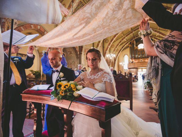 Il matrimonio di Paolo e Arianna a Trezzo sull'Adda, Milano 27