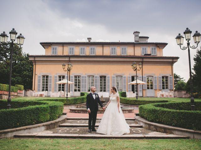 Il matrimonio di Paolo e Arianna a Trezzo sull'Adda, Milano 59