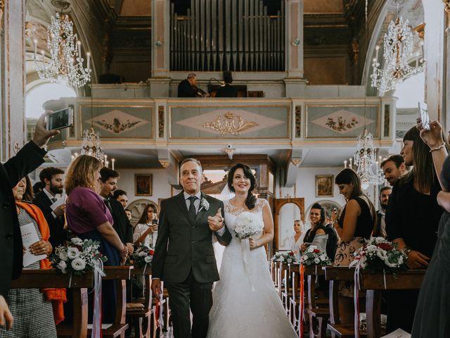 Il matrimonio di Niccolò e Anna a Zoagli, Genova 2