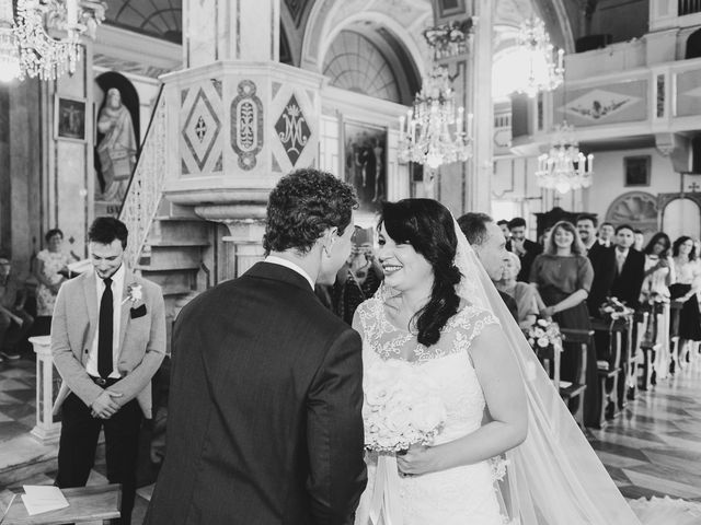 Il matrimonio di Niccolò e Anna a Zoagli, Genova 21