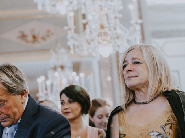 Il matrimonio di Niccolò e Anna a Zoagli, Genova 22