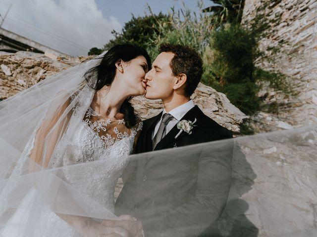 Il matrimonio di Niccolò e Anna a Zoagli, Genova 31