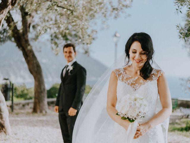 Il matrimonio di Niccolò e Anna a Zoagli, Genova 32