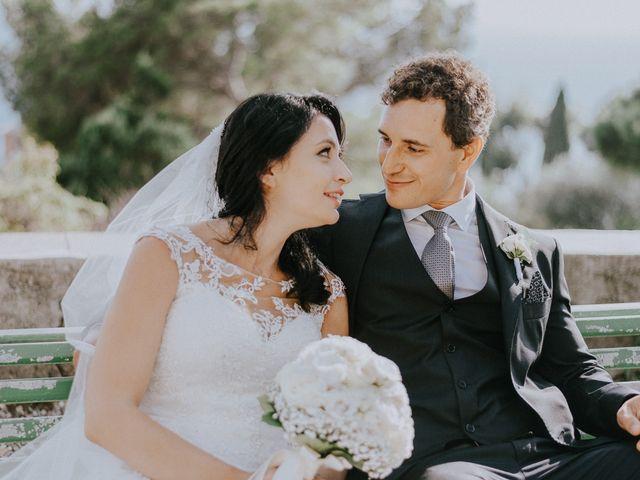 Il matrimonio di Niccolò e Anna a Zoagli, Genova 33