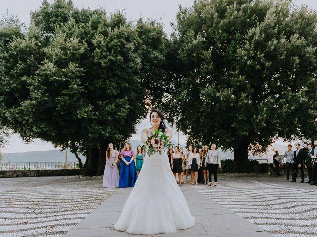 Il matrimonio di Niccolò e Anna a Zoagli, Genova 38