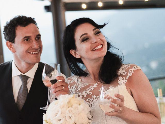 Il matrimonio di Niccolò e Anna a Zoagli, Genova 41