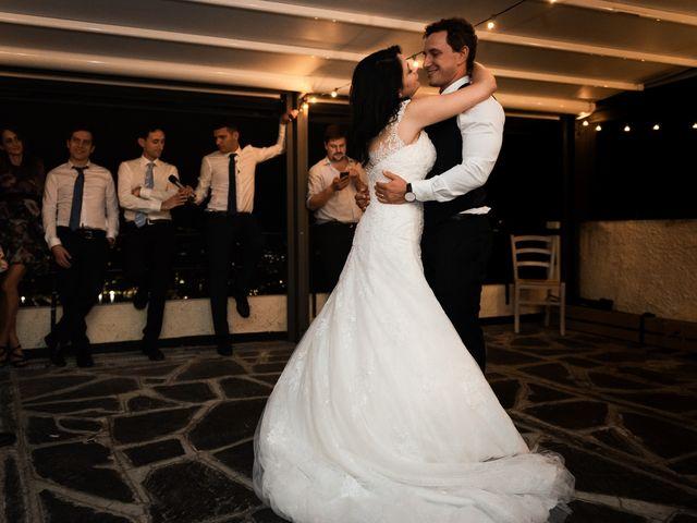 Il matrimonio di Niccolò e Anna a Zoagli, Genova 45