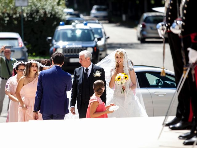 Il matrimonio di Giuseppe e Maria Antonia a Crotone, Crotone 16