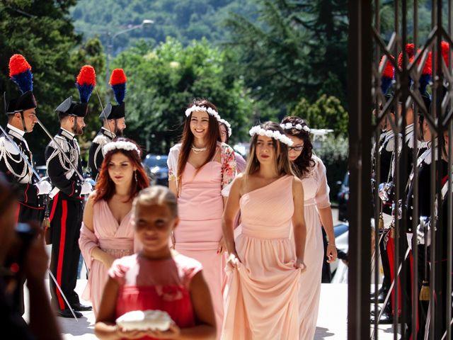Il matrimonio di Giuseppe e Maria Antonia a Crotone, Crotone 20