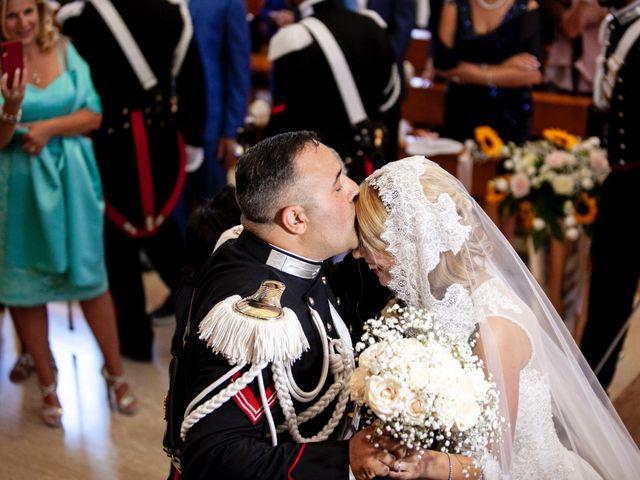 Il matrimonio di Giuseppe e Maria Antonia a Crotone, Crotone 23
