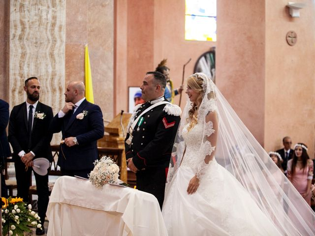 Il matrimonio di Giuseppe e Maria Antonia a Crotone, Crotone 24