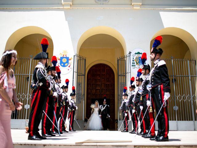 Il matrimonio di Giuseppe e Maria Antonia a Crotone, Crotone 30