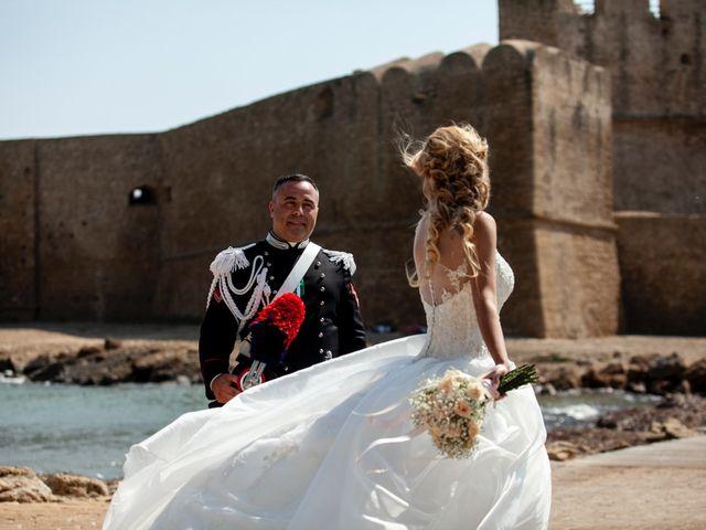 Il matrimonio di Giuseppe e Maria Antonia a Crotone, Crotone 42