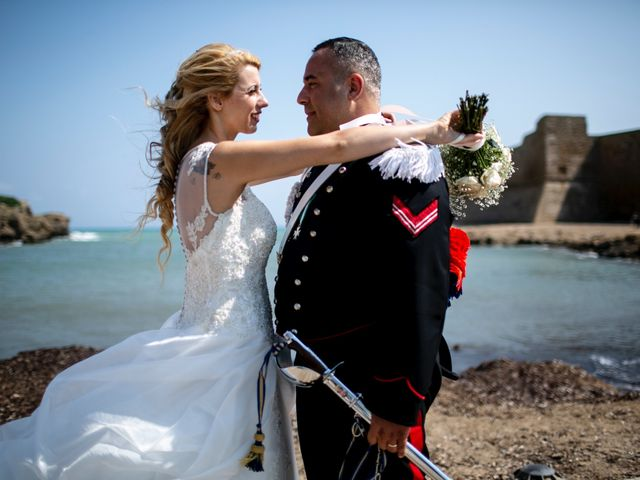 Il matrimonio di Giuseppe e Maria Antonia a Crotone, Crotone 45