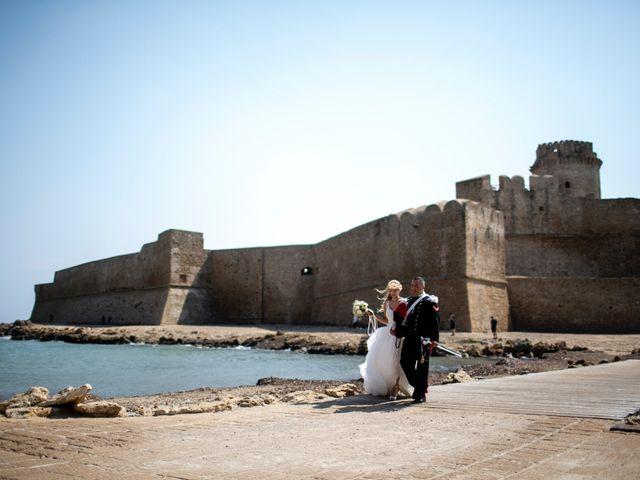 Il matrimonio di Giuseppe e Maria Antonia a Crotone, Crotone 46