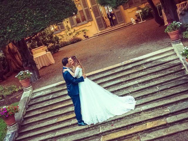 Il matrimonio di Marco e Silvia a Rho, Milano 2