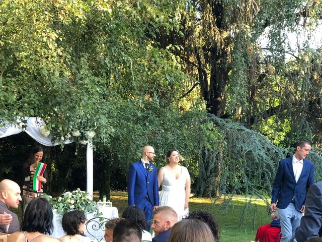 Il matrimonio di Vincenzo  e Silvia  a Labico, Roma 2